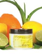 Citrus Fresh Microdermabrasion Facial Scrub
