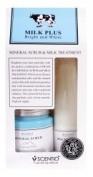 Beauty Buffet Scentio Milk Plus Mineral Scrub & Milk Treatment