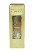 Shahnaz Husain 24 Carat Gold Anti-Age Exfoliating Scrub Women, 100ml