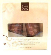 Time Deny Anti Ageing Microdermabrasion Kit with Dead Sea Minerals