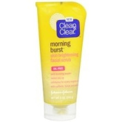 Clean & Clear Morning Burst Skin Brightening Facial Scrub 150ml