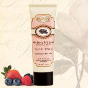 Wild Berry & Yoghurt Bright & White Facial Foam Product of Thailand