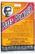 Pises Powder Parachute Brand Traditional Anti-acne Pimples Wounds Burn Cut Ulcer