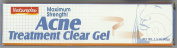 Acne Treatment Clear Gel Maximum Strength By Natureplex. 45ml
