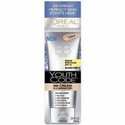 L'Oreal Youth Code BB Cream Illuminator SPF 15 Light -- 70ml