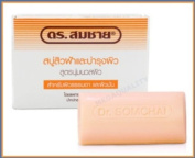 Dr. Somchai Acne & Cleansing Cream Soap Bar Normal To Oily Skin Extra Gentle For Made In Thailand