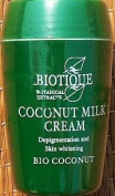 Biotique Coconut Milk Cream for Skin Discoloration and Age Spots