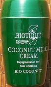 Biotique Coconut Milk Cream for Skin Discoloration and Age Spots