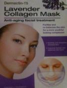 Dermactin-TS Lavender Collagen Mask - 5 Masks