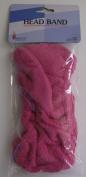 Pink Microfiber Bath and Shower Headband