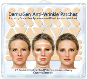 DermaGen Anti-Wrinkle Patches