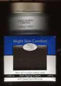 Dead Sea Collections Night Skin Comfort Anti Ageing Cream with Dead Sea Minerals 50ml