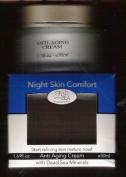 Dead Sea Collections Night Skin Comfort Anti Ageing Cream with Dead Sea Minerals 50ml