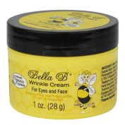 Bella B Wrinkle Cream for Eyes and Face, 30ml Jar