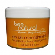 Bee Natural Byron Bay Australia Dry Skin Nourishment, 100ml Unit
