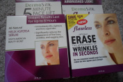 Dermasilk Flawless Erase & 5min Facelift Set