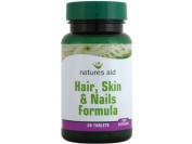 The Healthy Option Hair, Skin And Nails Formula - 30 Tabs