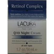 LaCura Q10 NIGHT FACE CREAM Anti-Wrinkle 50ml
