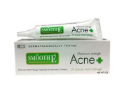 Smooth E Hydro Gel 2% Salicylic Acid Maximum Strength Acne cream