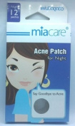 Clear Acne Dressing Patches for Acne Relief At Night Time.