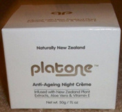 Platone Anti-Ageing Night Creme, 50ml