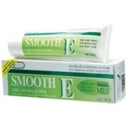 Smooth E Cream Anti Ageing Wrinkles Vitamin E Aloe Vera Scars Acne Spot Mark 100g.