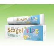 Cybele Scagel Kids Natural Scar Keloid Reducer Scars Removal Gel Cream 19 G. Amazing of Thailand