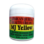 African Queen Beauty Cream Mj Yellow 60ml