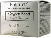 Robanda. Oxygen Boost - Night Therapy For All Skin Types, 60 g