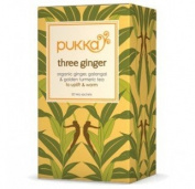 Pukka Tea - Organic Three Ginger Tea