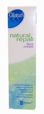 Oilatum Natural Repair Face Cream For Dry Skin Ml