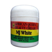 African Queen Beauty Cream Mj White 60ml