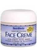 Nutribiotic - Face Creme, 60ml cream