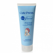 Cutepress Plus Natural Facial Facial Scrub Microbeads & Sea Minerals Essence