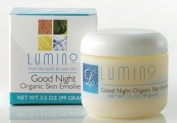 Lumino Night Cream Good Night Organic Skin Emollient - 100ml