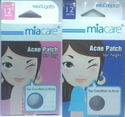 Clear Acne Patch Acne Dressing Patches for Acne Relief Day and Night.