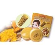 Isme Facial Whitening Lightening Cream with Curcuma Plai Tanaka Make up Base Amazing of Thailand
