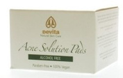 Devita Skin Care - Acne Solution Pads 60ml - Treatment Products