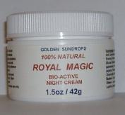 GOLDEN SUNDROPS ROYAL MAGIC BIO-ACTIVE NIGHT CREAM