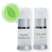IQ Natural Anti Ageing Skin Care System. Look Younger Instantly!