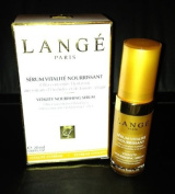 Lange Vitality Nourishing Serum - Ultra Concentrated Face Moisturiser