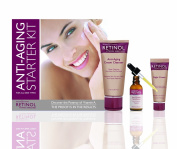 Retinol Anti-Ageing Starter Kit, 230ml