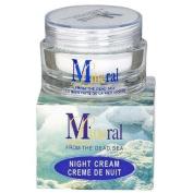 Mineral Line - Dead Sea, Nourishing Intensive, NIGHT Cream, 50 ml / 1.75 oz