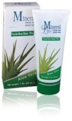 Mineral Line - Aloe Vera, Facial Mud Mask 70%, 200 ml / 7 oz