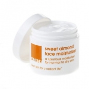 LATHER Sweet Almond Face Moisturiser, 60ml Jar