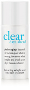 Philosophy Clear Days Ahead Blemish Spot Reliever