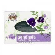 Butterfly Pea Clear Soap