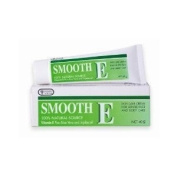Smooth E Cream Vitamin E Anti Ageing Reduce Wrinkle for Face and Body 40g.