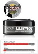 Gatsby Wax Mat & Hard Gel Hair Shine Free Japan 75 G Size Series for Men Styling