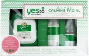 Yes To Cucumbers Ultimate Calming Facial Kit, 3 Count